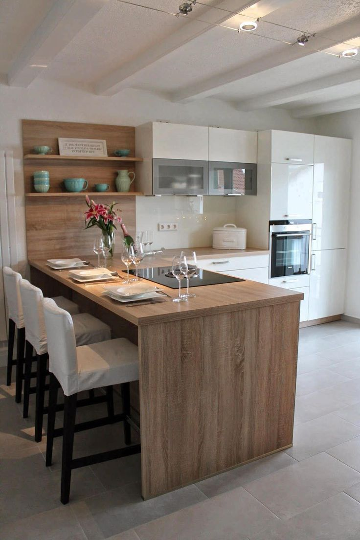 Cucina Moderna Piccola.100 Idee Cucine Moderne Stile E Design Per La Cucina