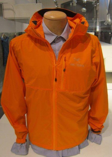 Arc'teryx + White Mountaineering #jacket #fluo #shirt #FolliFollie #collection