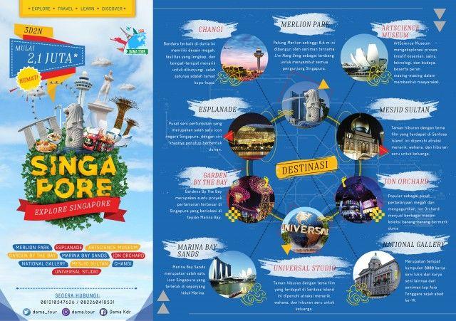 Explore Singapore!  Yuk gabung sama Dama Tour ada Paket Hemat nih liburan ke Singapore 3 Hari 2 Malam mulai 2,1 JT  Destinasinya ada Universal Studio, Marina Bay Sands, Esplande, Changi, Masjid Sultan, National Gallery dan masih banyak lagi!! Ayo liburan ke Singapura ...! Informasi lebih lanjut, hubungi : 📞 0812 1054 7626 / 0822 6041 8531 ✉ infodamatour@gmail.com  #damatour #singapura #singapore #yukjalan #jalanjalan #pakethemat #murah #murahmeriah #jalan2man #2017 #liburan #kekinian #hits…