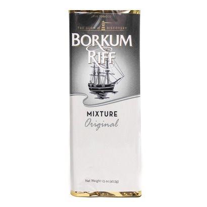 Borkum Riff Mixture Original 1.5 Oz Pouch - CupOJoes.com