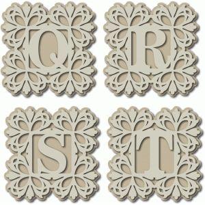 Silhouette Design Store - View Design #73681: calligraphy flourish monogram c
