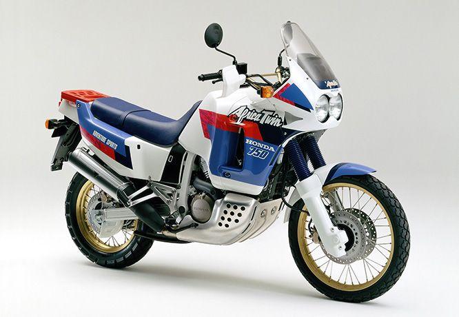 1990 Honda XRV750 Africa Twin (RD04)
