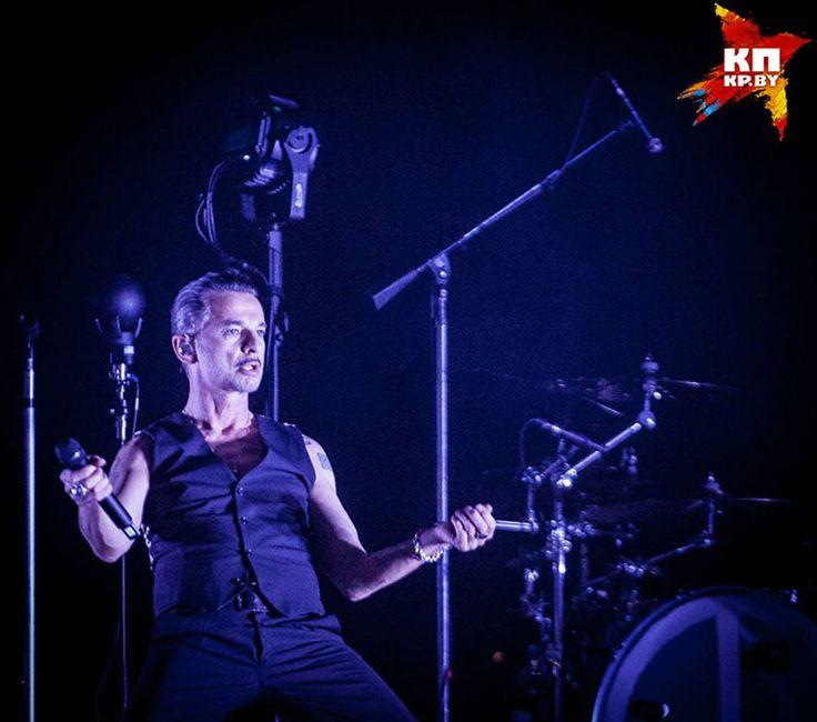 Дэйв Гаан исполнит в Минске не только новые, но и самые лучшие песни Depeche Mode. Фото: Nils Carmel