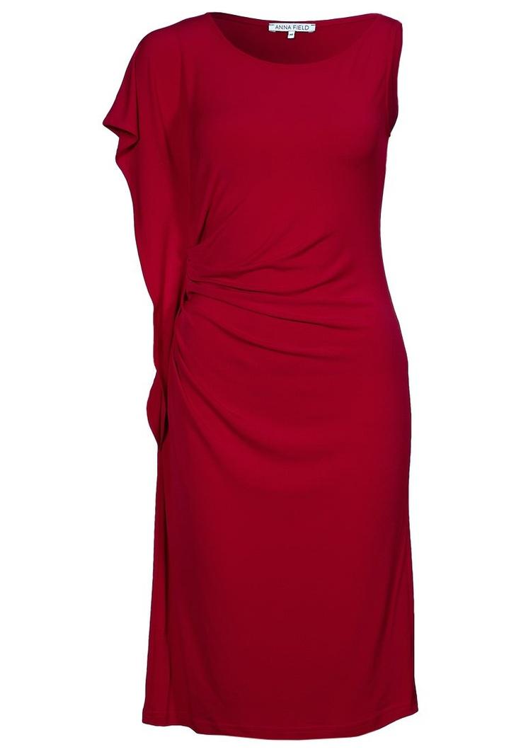 ANNA FIELD, dress, red  http://www.zalando.de/anna-field-cocktailkleid-rot-an621c02k-302.html