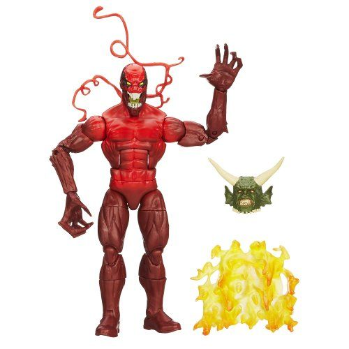 SpiderMan Marvel The Amazing SpiderMan 2 Marvel Legends Infinite Series Spawn of Symbiotes Action Figure Toxin 6 Inches -- Check out the image by visiting the link.