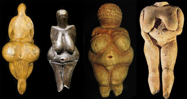The Venus Figurines of the European Paleolithic Era