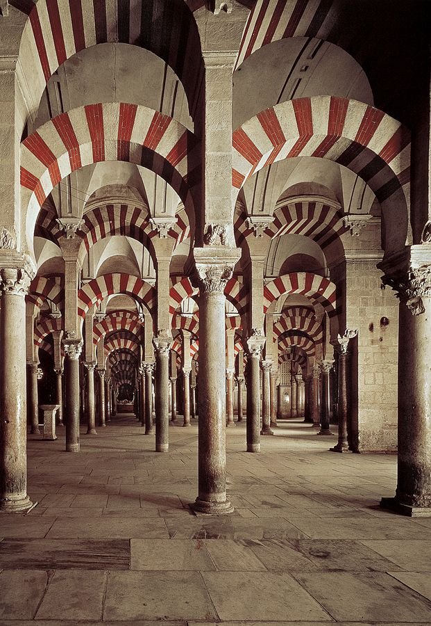 Great Mosque, Cordoba, Spain.  (from: themagiclantern, rendan, shiro-absence, aunatural, oasi, anniastyle, maizans, loosetiger &  illuminatetheworld)