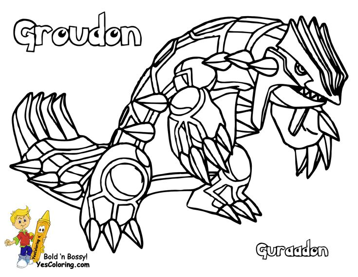 legendary pokemon coloring pages mega exs groudon coloring pages index of