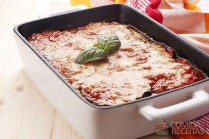 Receita de Berinjela à parmegiana em receitas de microondas, veja essa e outras receitas aqui!