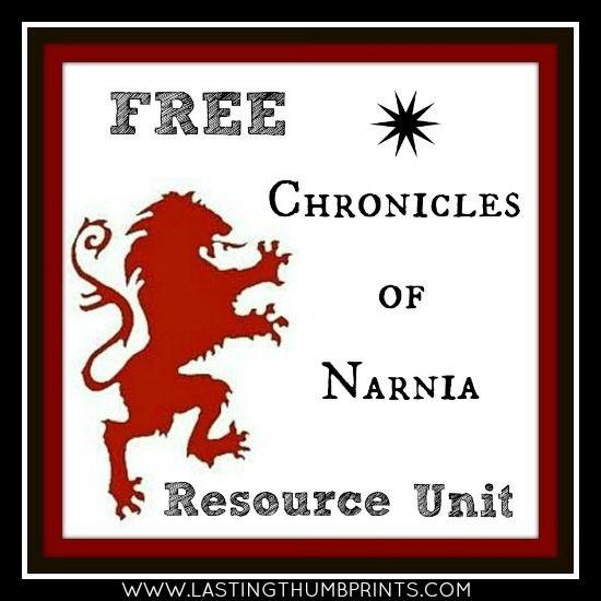 free narnia unit study