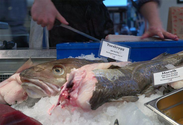 El pescado congelado puede ser tan bueno como el fresco e incluso mejor