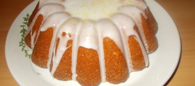 Lemon Yoghurt Cake recept   Smulweb.nl