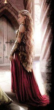 Rhaenys Targaryen - Aegon's Conquest http://www.megdalor.com/2016/04/game-of-thrones-season-6-episode-1-review.html
