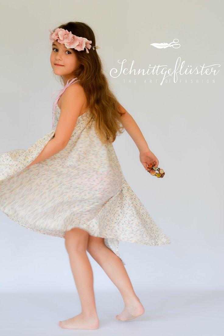 schnittgeflüster frami dress Kids  fashion style