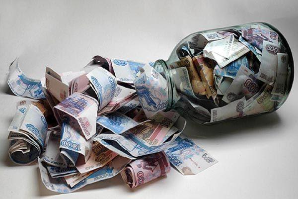 """Ритуал для привлечения денег """"Стеклянная банка"""""""