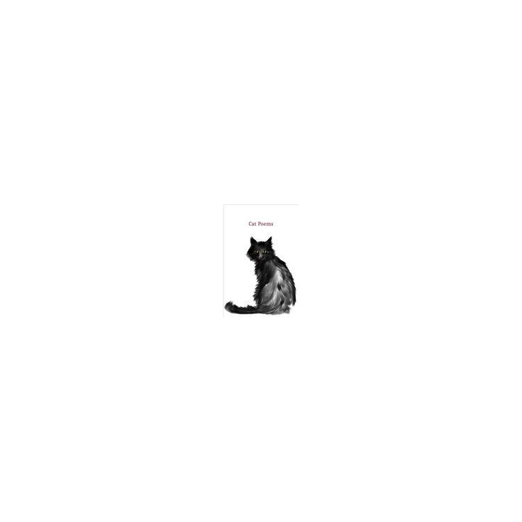 Cat Poems (Paperback), Books