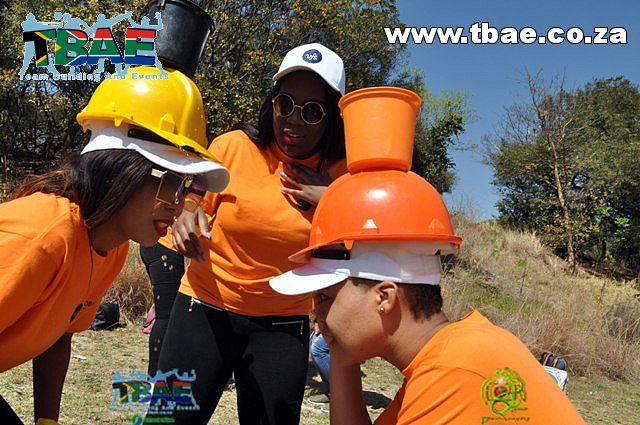 Bucket Challenge Team Building Activity
