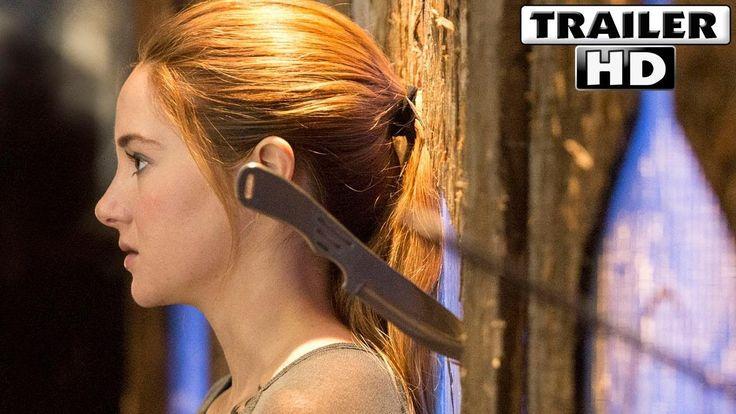 Divergente Trailer de pelicula 2014