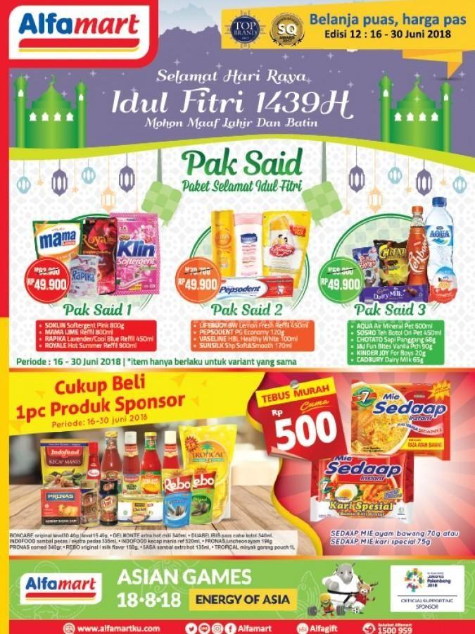 Katalog Promosi Alfamart Periode 16 30 Juni 2018 Sudah Terbit Dapatkan Diskon Untuk Berbagai Jenis Barang Mulai Dari Makanan Rin Makanan Minuman Produk Bayi