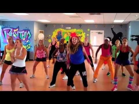 Pa Arriba Pa Abajo Cardio Dance Fitness Choreography