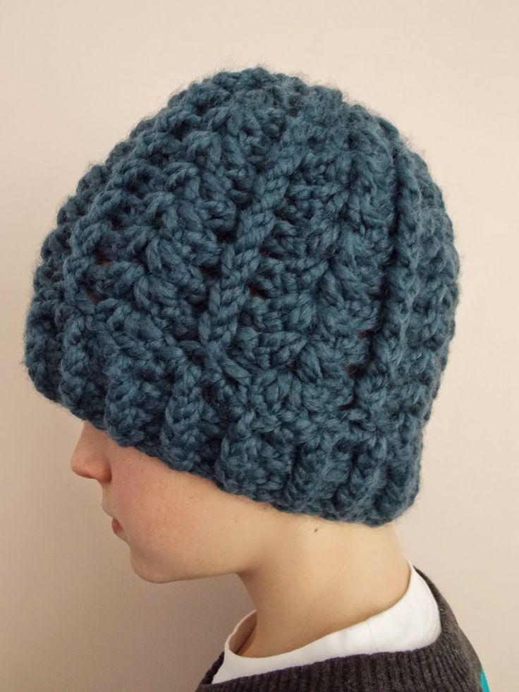 Muts (met link naar gratis patroon) / hat (with link to free pattern)