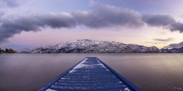 Peachland Twilight by Craig Letourneau on 500px