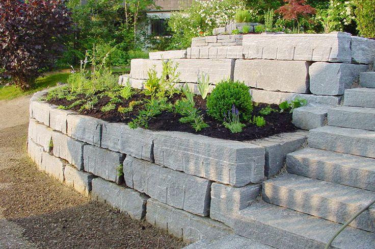 Natursteine - Spalinger Gartenbau