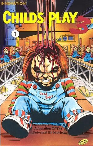 Child's Play 3 Comics issue 1 (Innovation)