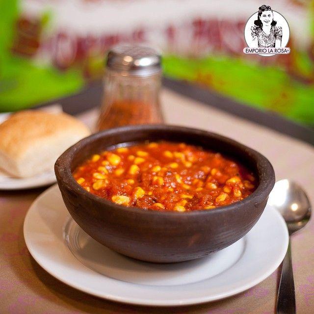Los días fríos dan ganas de comer comida casera, ¿qué les parece un rico tomatican?