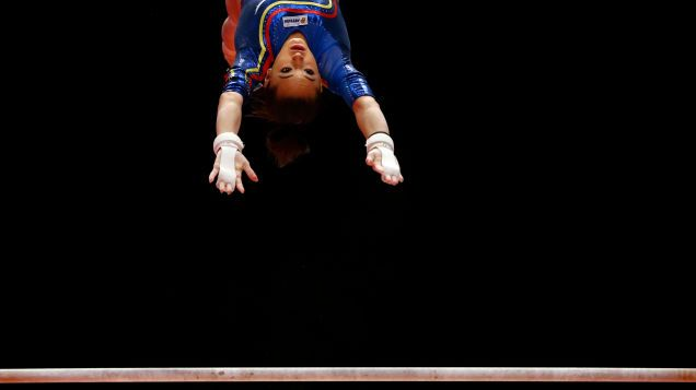 Is Larisa Iordache The Past Romanian Gymnast?