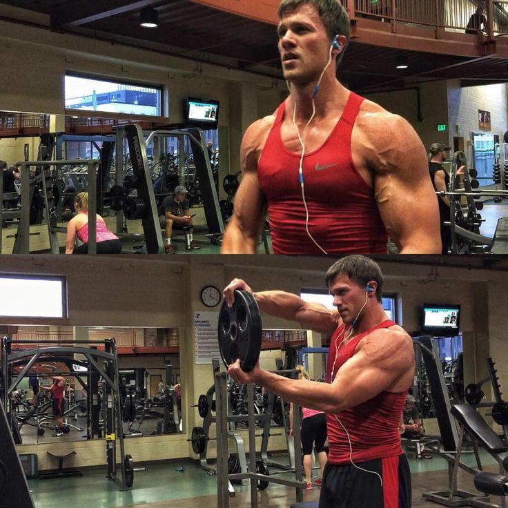 Tyler McPeak Models / Fitness Pinterest