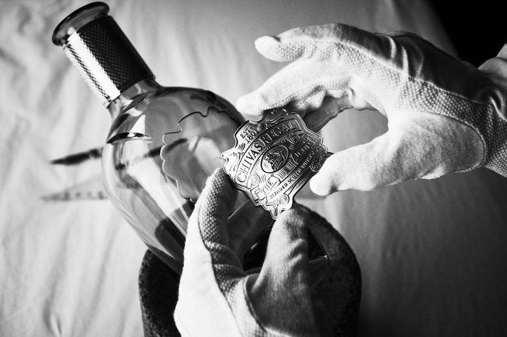 Takto vypadá láhev Chivas Regal The Icon za 80.000,-