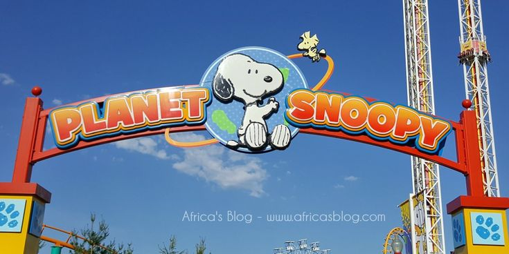 Valleyfair First Timer - Planet Snoopy