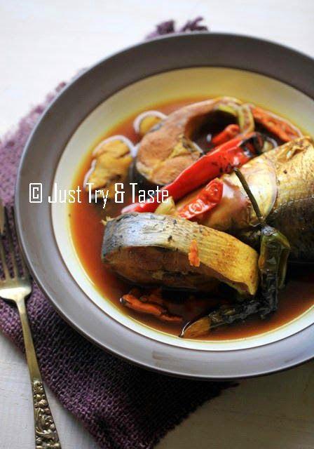 Just Try & Taste: Pindang Bandeng a la Ci Ling-Ling