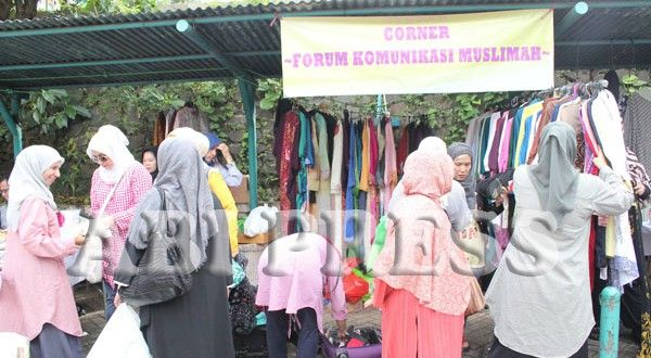 Khidmat Muslimah ABI Jelang Ramadhan