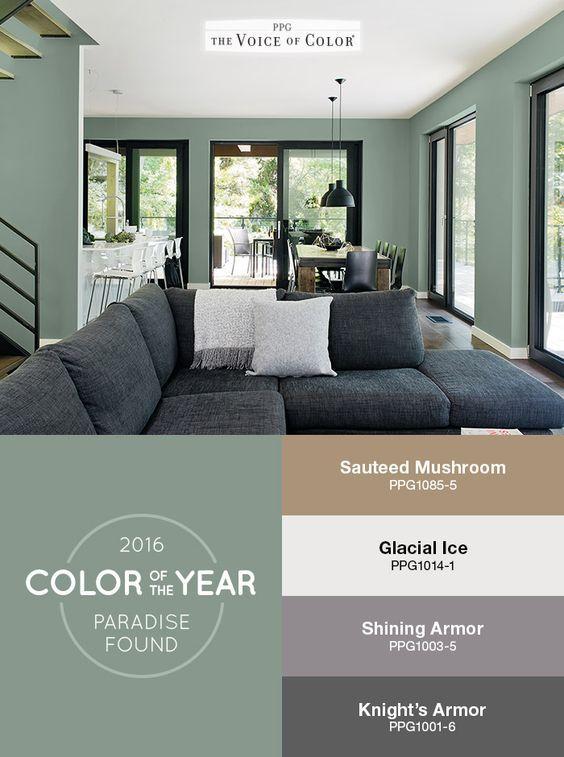 220 Best Popular Paint Colors 2016 Images On Pinterest | Color Palettes,  Paint Colors And Color Combinations