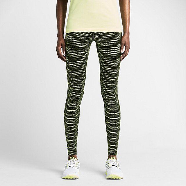Γυναικείο κολάν για τρέξιμο Nike Dri-FIT Epic Run Printed. Nike Store GR