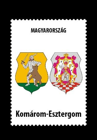 Magyarország • Közép-Dunántúl • Komárom-Esztergom megye