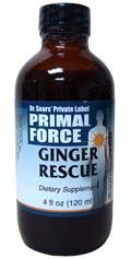 Ginger Rescue-- Absolutely Best ginger supplement on the market. Half a teaspoon has 6,000 mg.