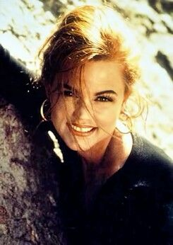 Belinda Carlisle ((born August 17, 1958) is an American singer who gained worldwide fame as the lead vocalist of the Go-Go's, one of the most successful all-female bands of all time. Originally beginning her career in 1977 as a member of the Los Angeles punk band the Germs, Carlisle went on to join the Go-Go's as lead singer