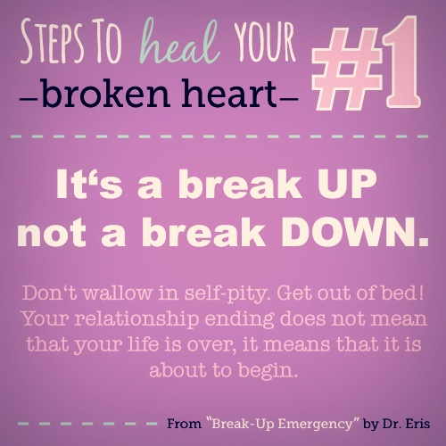 controlling relationship break up advice