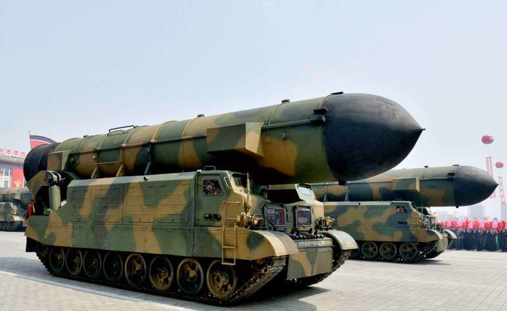North Korea Fires Missile over Northern Japan