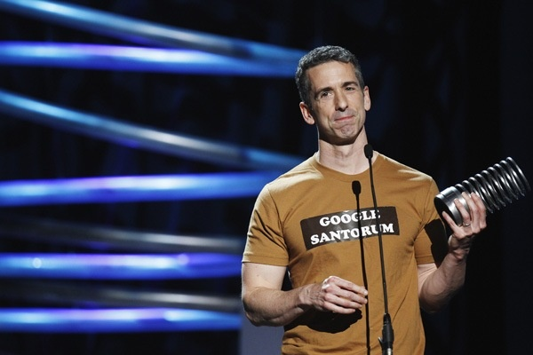 Dan Savage apologizes for bullying during anti-bullying speech