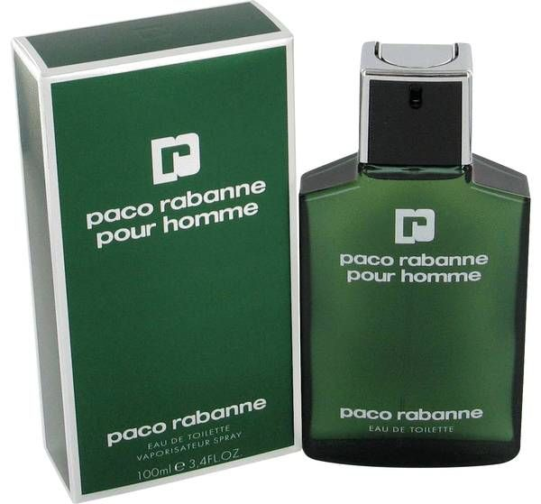 Paco Rabanne pour Homme is a perfume by Paco Rabanne for men and was released in 1973. The scent is spicy-green.