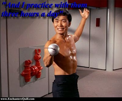 Star Trek meme - Sulu