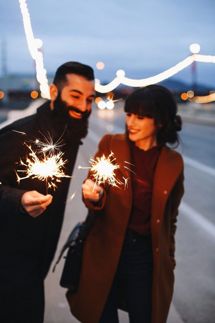 New Darlings - New Year's Eve! - Husband and wife lifestyle blog - NYE Hair Ideas