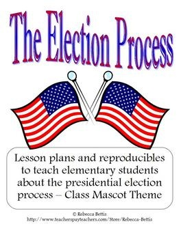 This 43 page thematic unit consists of 15 pages of lesson plans and 28 pages of reproducible activities and worksheets aimed at making the voting a...