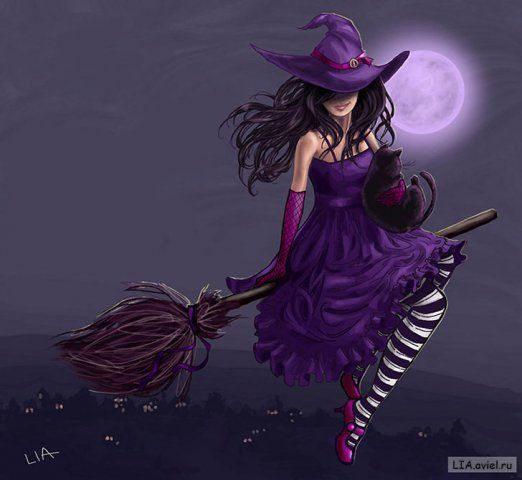 """The woman in this image falls into the lovely """"enchantress"""" category of witch in art. Description from pinterest.com. I searched for this on bing.com/images"""