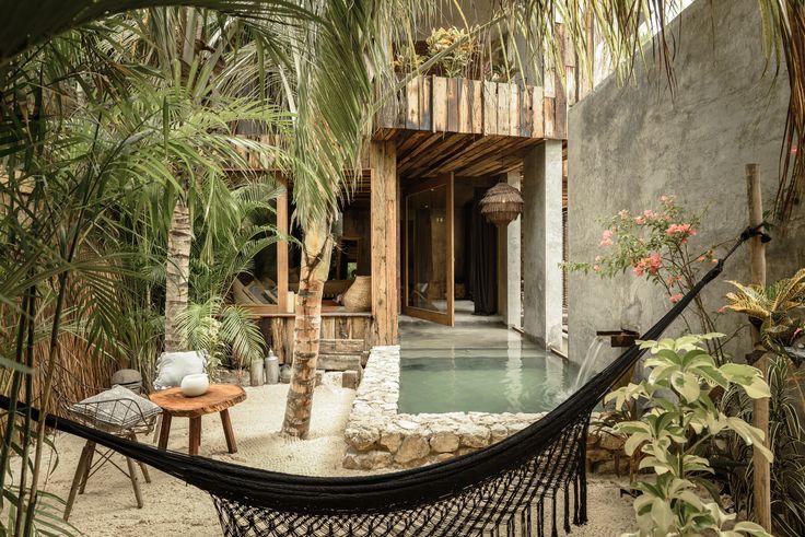 Hotel Boutique in Tulum, Hotel Be Tulum, Luxury Resort in Tulum http://betulum.com