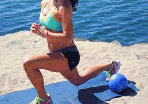 trasero fitness